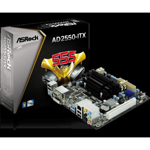 Asrock AD2550-ITX мятая коробка
