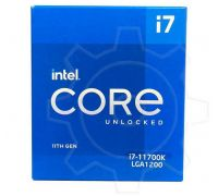Intel  Core i7-11700K BOX