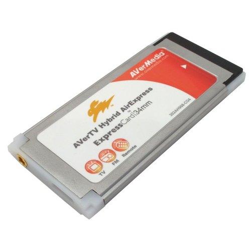 AVerTV Hybrid AirExpress ExpressCard/34