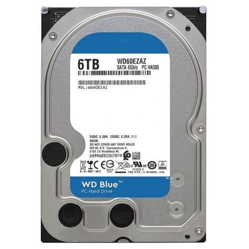 6Tb Western Digital BLUE WD60EZAZ