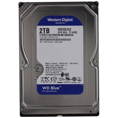 2Tb Western Digital WD Blue WD20EZAZ