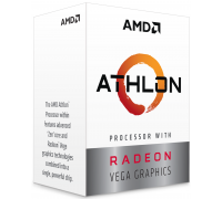 AMD Athlon 200GE AM4 35W 3,2Gh, Radeon Vega Graphics,BOX