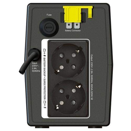 APC Back-UPS BX650LI-GR Schuko
