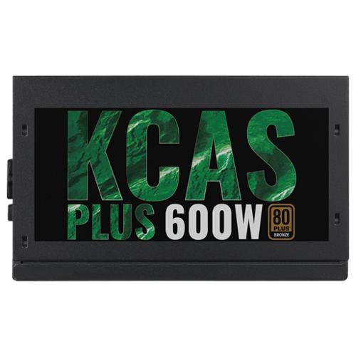 Aerocool 600W Retail KCAS PLUS 600W