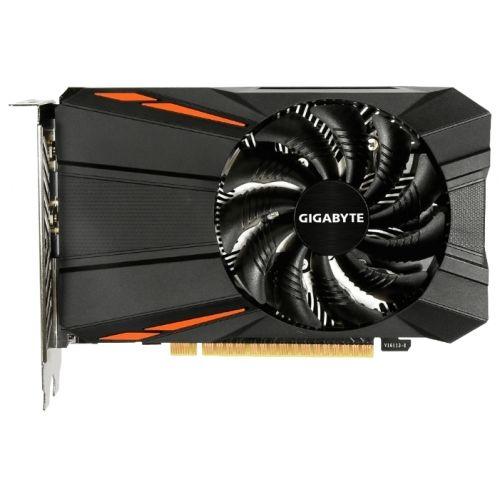 GIGABYTE GeForce GTX 1050 Ti 1316Mhz 4096Mb (GV-N105TD5-4GD)