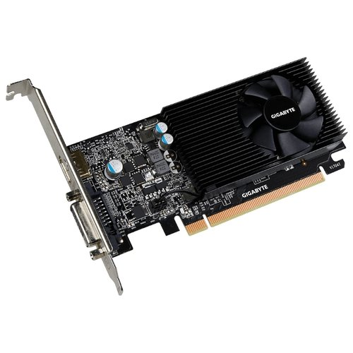 GIGABYTE GeForce GT 1030 1252Mhz 2048Mb (GV-N1030D5-2GL)