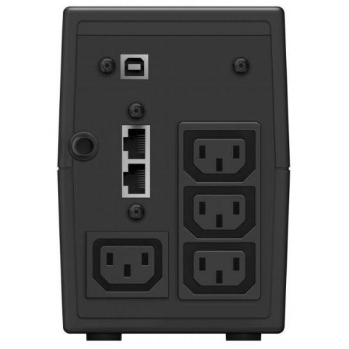 Ippon Back Power Pro 500 II Black