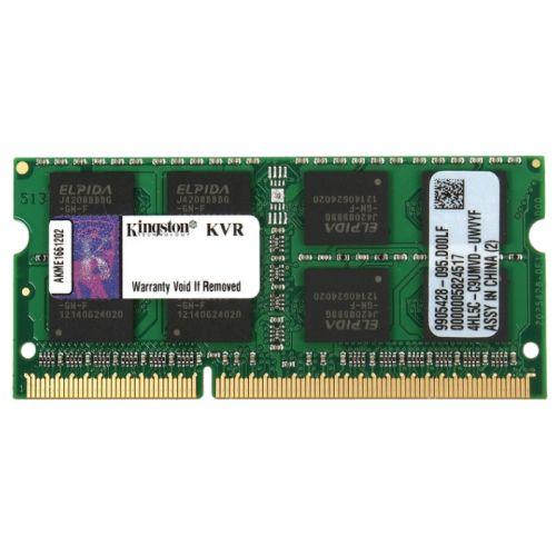 Оперативная память 8Gb 1600 Kingston KVR16S11/8