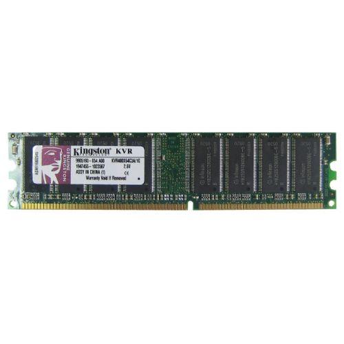 Оперативная память 1Gb 400 Kingston KVR400X64C3A/1G