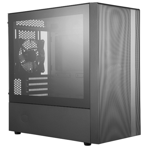 Cooler Master MasterBox NR400 (MCB-NR400-KGNN-S00) w/o PSU Black