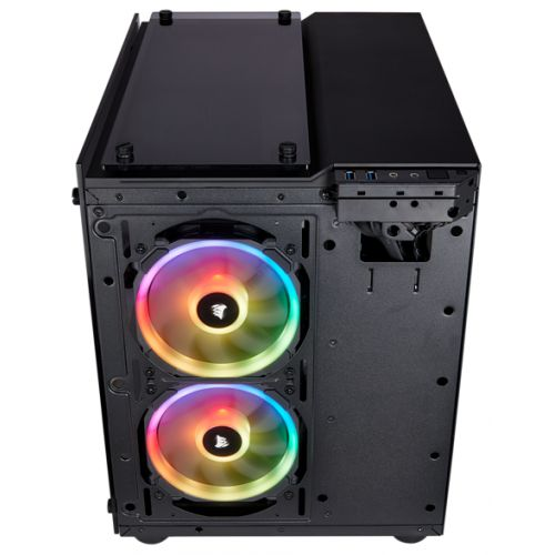Corsair Crystal Series 280X RGB (CC-9011135-WW) Black