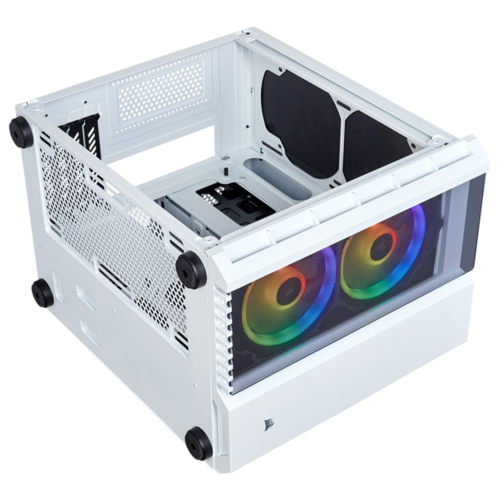 Корпус Corsair Crystal Series 280X RGB TG CC-9011137-WW White