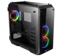Thermaltake View 71 Tempered Glass RGB CA-1I7-00F1WN-01 Black