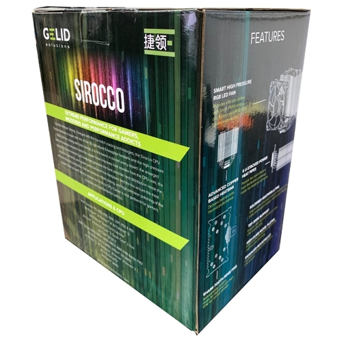 GELID Solutions Sirocco