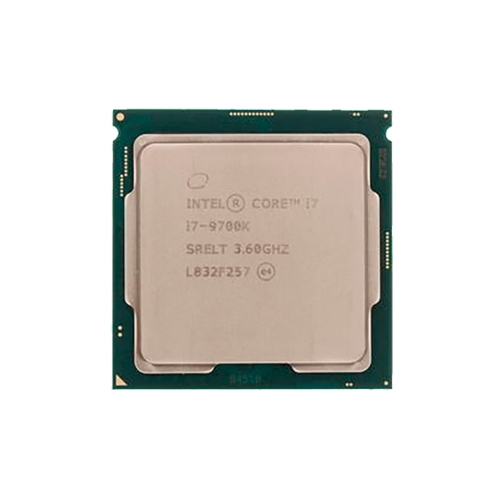 Процессор Intel Core i7-9700K Coffee Lake (3600MHz, LGA1151 v2, L3 12288Kb)