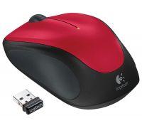 Logitech M235 Black-red USB