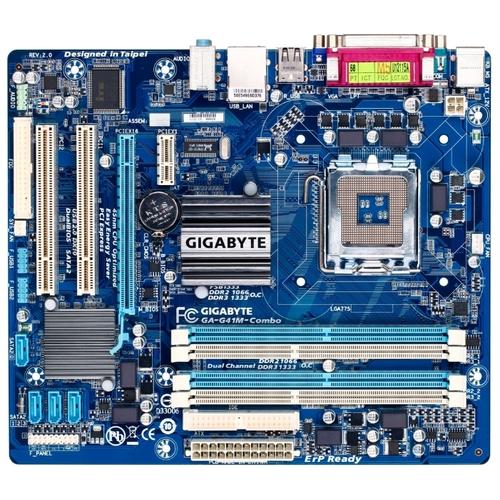 Gigabyte GA-G41M-COMBO-GQ