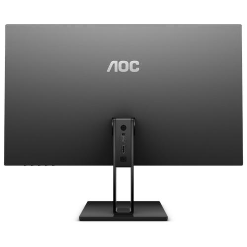 AOC 24V2Q Black