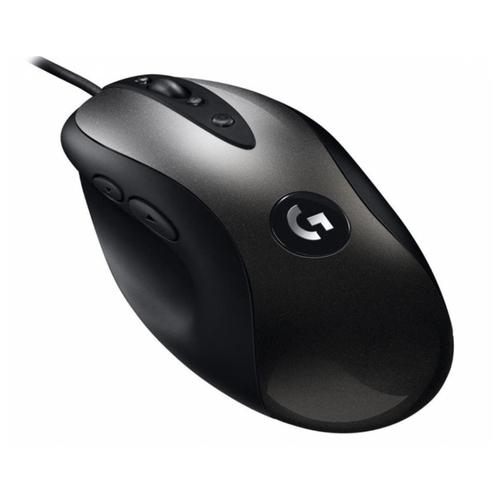 Logitech G MX518 Legendary Black USB