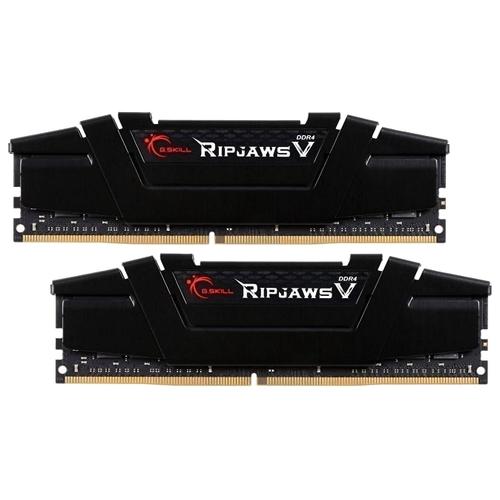 16Gb 3200 G.SKILL RIPJAWS V (F4-3200C16D-16GVKB) KIT
