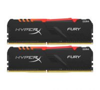 16Gb 2666 HyperX FURY RGB (HX426C16FB3AK2/16) KIT