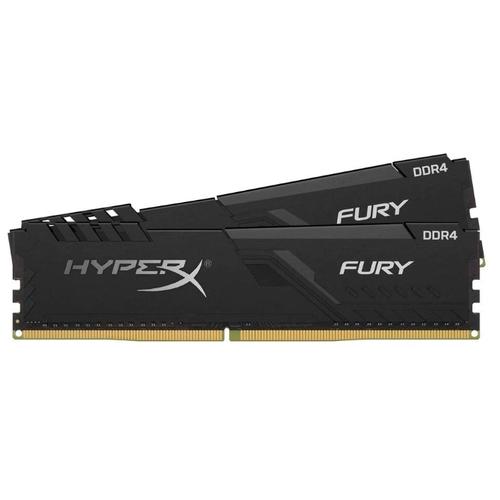 16Gb 2666 HyperX FURY (HX426C16FB3K2/16) KIT
