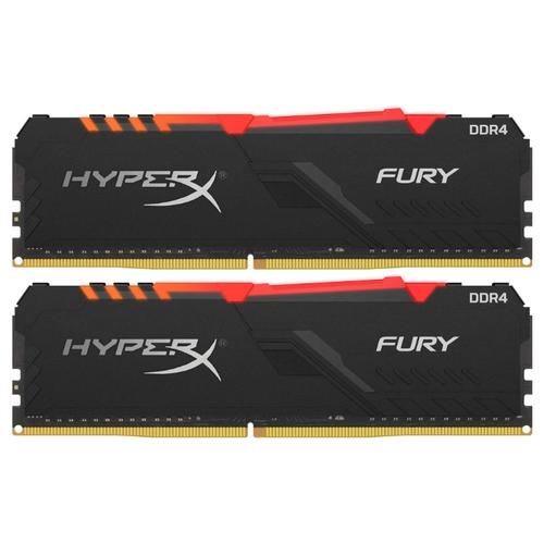 16Gb 3200 HyperX FURY RGB (HX432C16FB3AK2/16) KIT