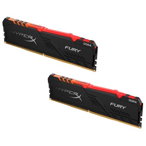 16Gb 3200 HyperX FURY RGB HX432C16FB3AK2/16