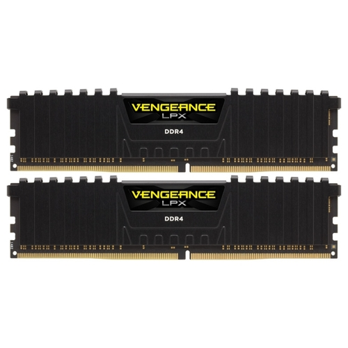 Память 16Gb 3200 Corsair VENGEANC CMK16GX4M2B3200C16 KIT