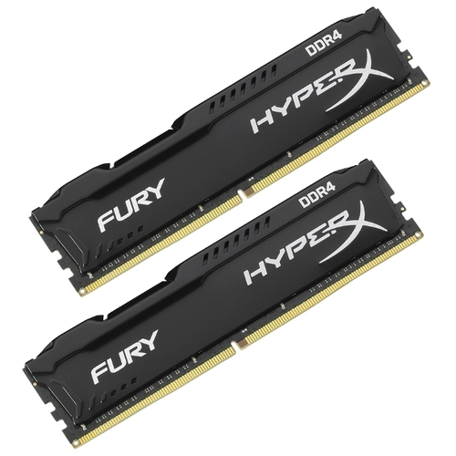 16Gb 2666 HyperX FURY (HX426C16FB2K2/16) KIT