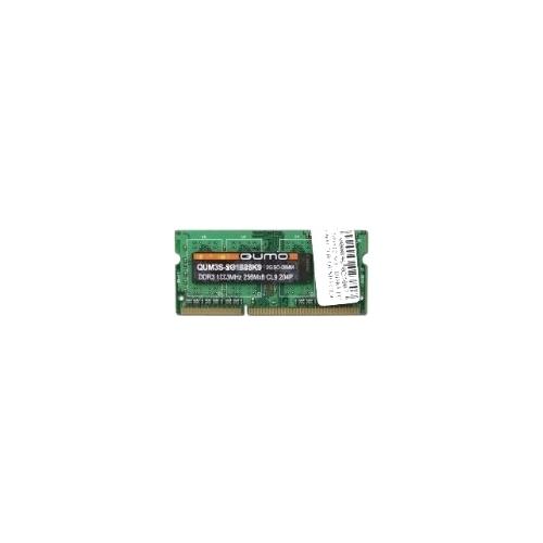 4Gb 1600Mhz QUMO QUM3S-4G1600C11L 1.35V