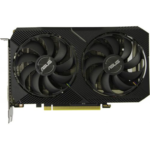 ASUS DUAL GeForce GTX 1650 MINI OC 4GB (DUAL-GTX1650-O4GD6-MINI)