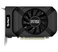 Palit GeForce GTX 1050 1354Mhz 2048Mb (GTX1050 StormX)