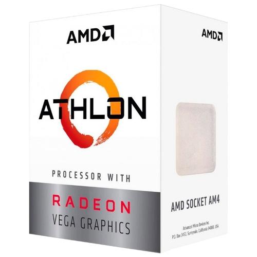 AMD Athlon 200GE AM4 35W 3,2Gh, Radeon Vega Graphics,BOX