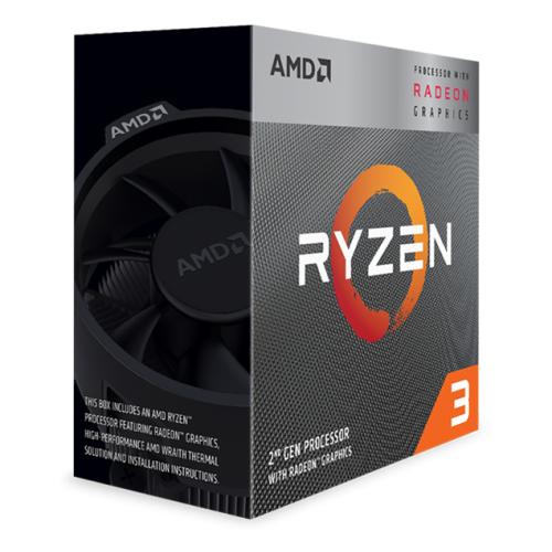 AMD Ryzen 3 3200G BOX