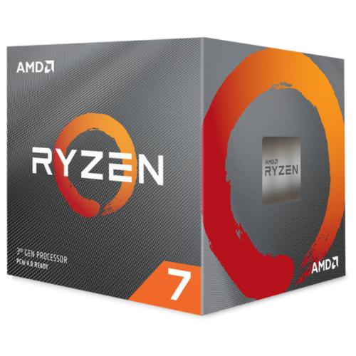 AMD RYZEN R7-3800X BOX