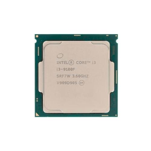 Intel Core i3-9100F Coffee Lake (3600MHz, LGA1151 v2, L3 6144Kb)