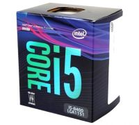 Intel Core i5-8400 Coffee Lake (2800MHz, LGA1151 v2, L3 9216Kb) BOX