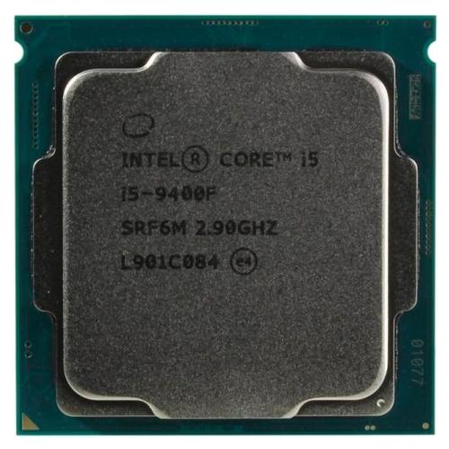 Процессор Intel Core i5-9400 Coffee Lake (2900MHz, LGA1151 v2, L3 9216Kb)