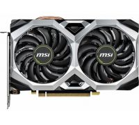 MSI GeForce RTX 2060 1710MHz PCI-E 3.0 6144MB 14000MHz 192 bit HDMI HDCP VENTUS XS OC