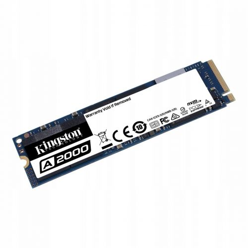 250Gb M.2 nVME Kingston A2000 SA2000M8/250G