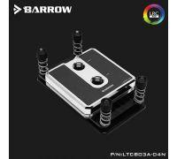 Водоблок Barrow LTCB03A-04N Black