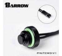 Датчик температуры Barrow TCWD-V1 Black