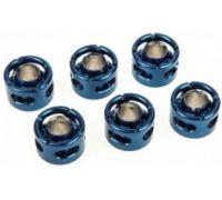 Комплект фитингов Monsoon 13/10mm SIX PACK – BLUE