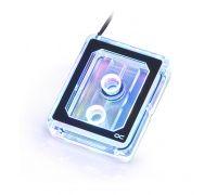 Водоблок Alphacool Eisblock XPX Pro Aurora Light - Acryl