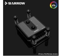 Водоблок Barrow LTCP03A-04N Black
