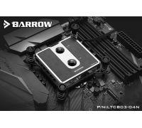 Водоблок Barrow LTCB03-04N Black