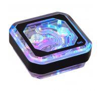Водоблок Alphacool Eisblock XPX Aurora - Plexi Black Digital RGB