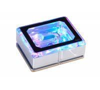 Водоблок Alphacool Eisblock XPX Aurora PRO - Plexi Chrome Digital RGB