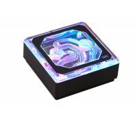 Водоблок Alphacool Eisblock XPX Aurora Edge - Plexi Black Digital RGB